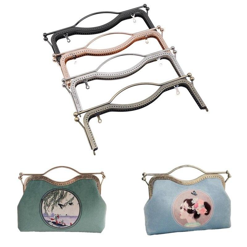 Acessórios do Punho da Carteira Retangular Removível Carteira Alça Substituição Mudança Bolsa Ombro Acessórios 1 Pçs