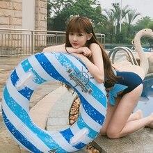 Надувное резиновое кольцо для плавания piscina надувное бассейна