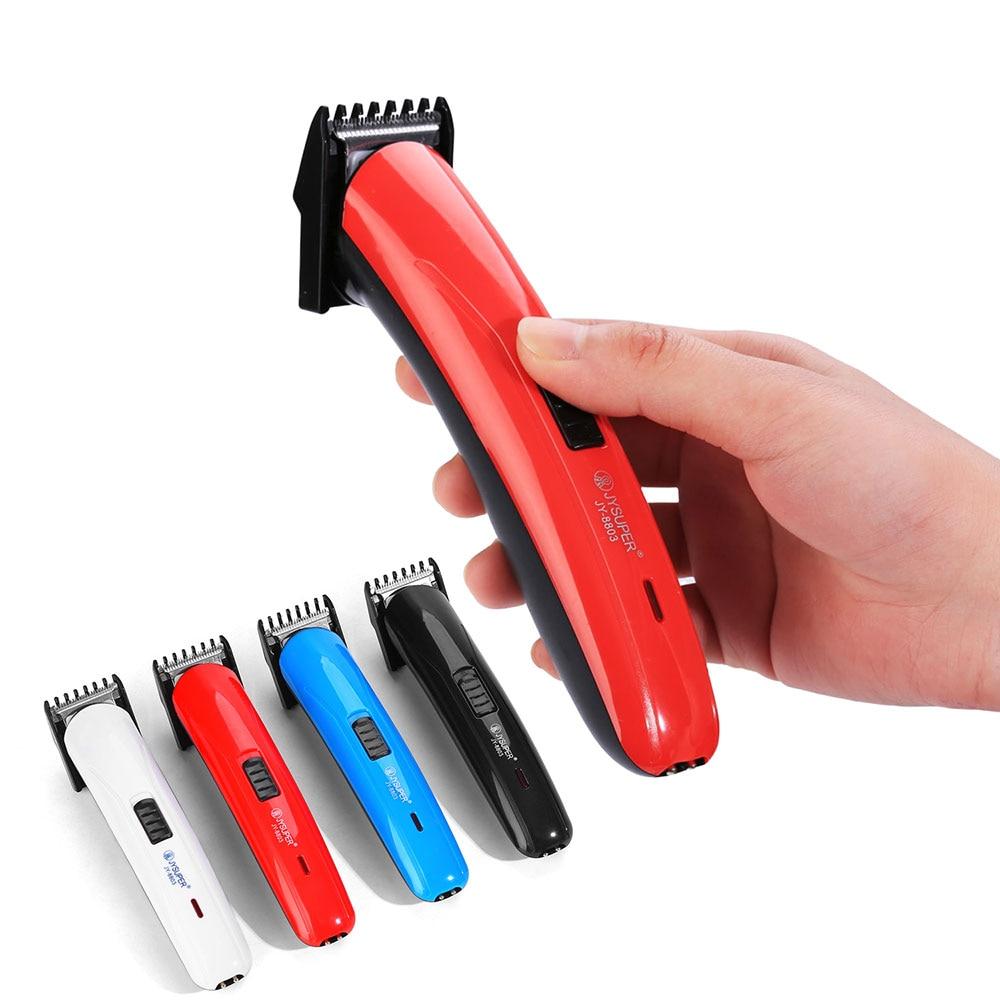 Rechargeable 100-240V Men Hair Trimmer Beard Trimer Clipper Professional Mini Electric Hair Cutting Machine Cordless Haircut