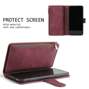 Image 5 - Flip Leather Coque for Samsung S20 FE Case Note 20 Ultra Wallet Cover for Samsung Galaxy S 20 Plus S10 E Note 10 Lite S9 S8 Etui