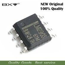 10PCS LM2903DR SOP8 LM2903 SOP LM2903DR2G SMD SOP-8 Voltage comparator IC