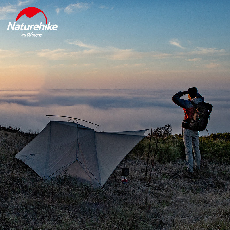 Hot Sale #6edf3 Naturehike VIK Series Tent 930g Camping