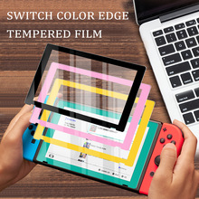 Tempered Glass Touch Screen Protector case Protective Film Full Cover Guard for Nintendo Switch & Nontend Switchlite Accessories