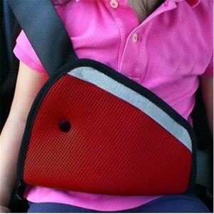 Автомобильный ремень безопасности, регулировщик накладок для детей, детская защита автомобиля, безопасная посадка, мягкий коврик, чехол на ...