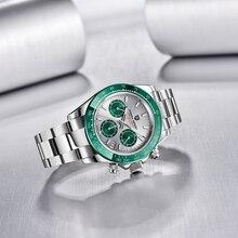 PAGANI DESIGN luxury brand mens watches business quartz