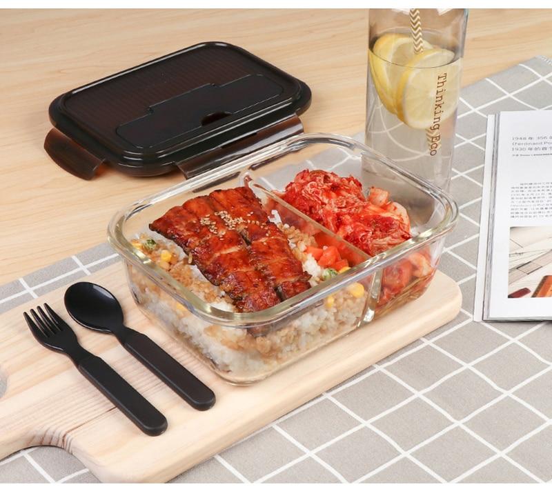 Glass lunch box18