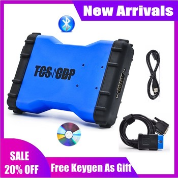 Hot Sale NEW VCI vd ds150e cdp with Bluetooth 2016.R0 keygen for delphis obd2 diagnostic tool led 3in1 Scanner for car& trucks цена 2017
