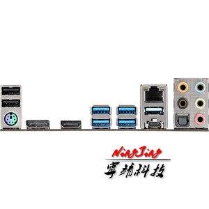 Image 5 - Scheda madre AM4 del doppio canale del Max 64G della legenda dellacciaio di (b450m micro atx AMD B450 DDR4 3466 (OC)MHz M.2 USB3.1