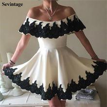 Платье для выпускного вечера sevintage цвета слоновой кости
