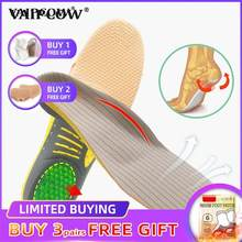 Multifunction orthotic insole for Flat Feet Arch Support orthopedic shoes sole sports Insoles for men and women(China)