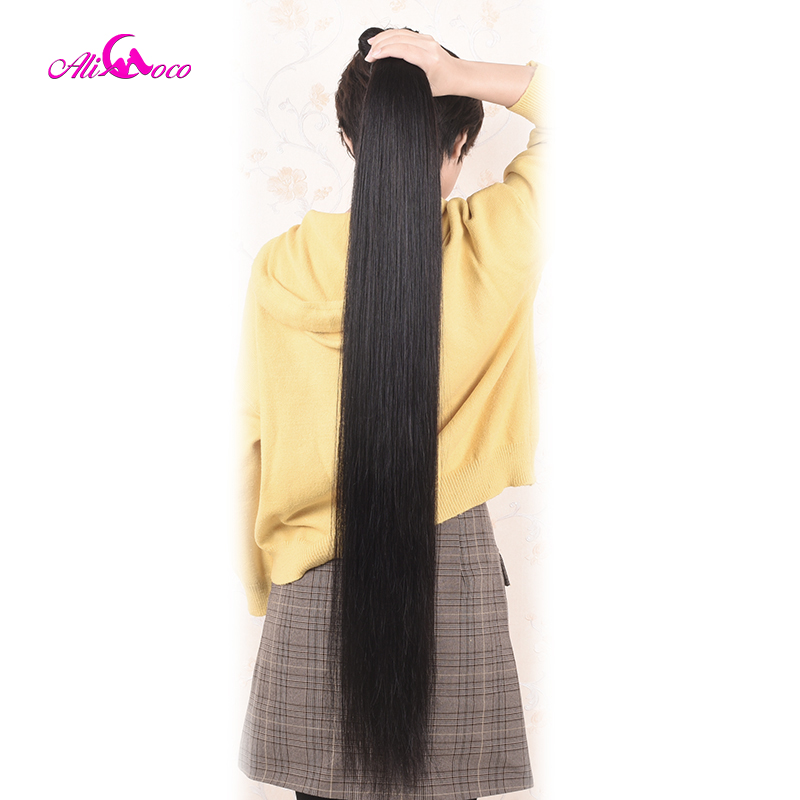 Hcc3337b63f824d63b1cc9c9c9c9ec0d60 Ali Coco 28 30 32 34 40 Inch Brazilian Straight Bundles With Lace Frontal Human Hair Bundles With Frontal Remy Hair Extensions