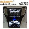 Ouchuangbo android 6,0 Стерео gps-навигация для Changan CS75 2016 с 14-дюймовым вертикальным экраном Тесла стиль 4 ядра 2 Гб ОЗУ 32 ГБ