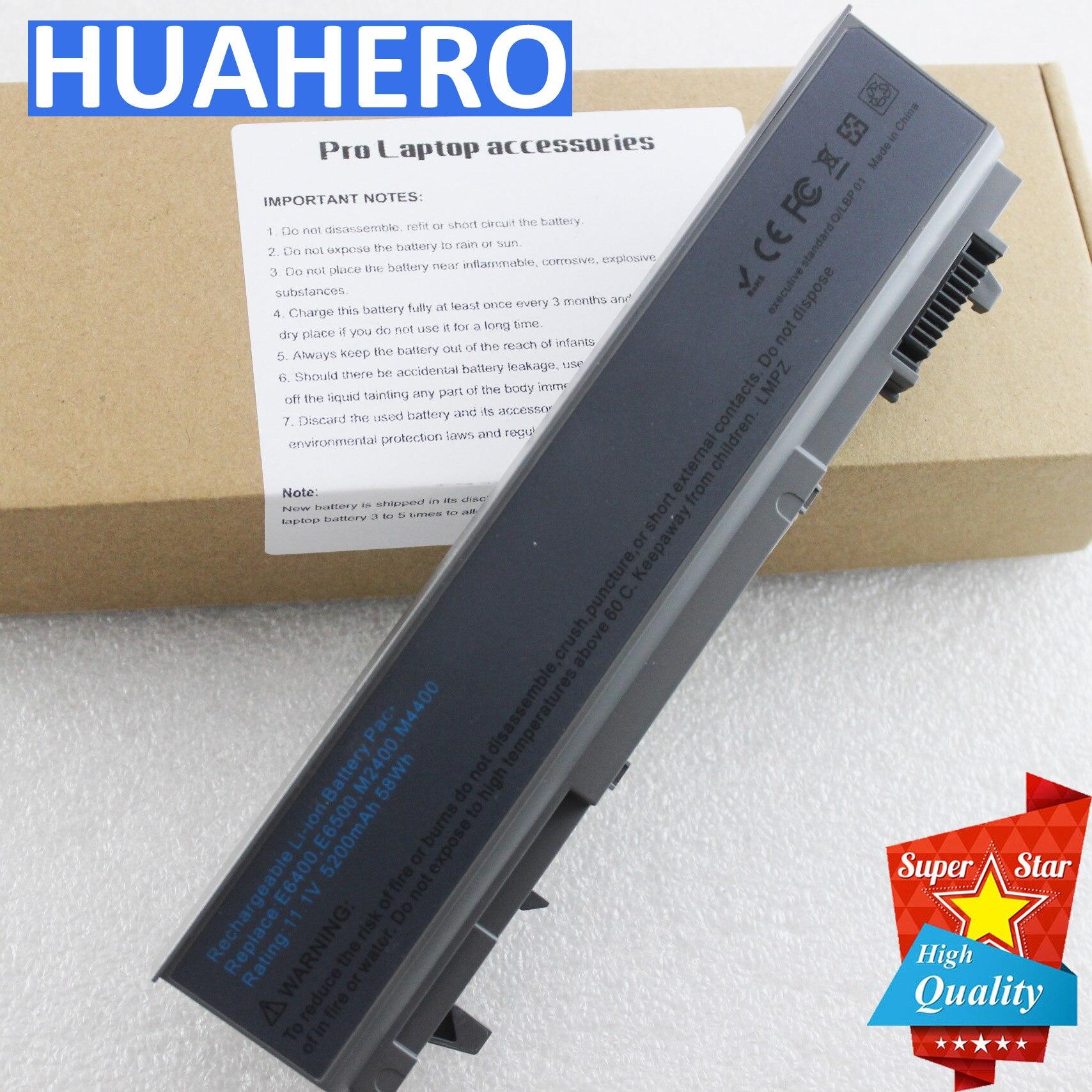 Аккумулятор для ноутбука Dell Latitude E6400 E6410 E6500 E6510 KY477 PT434 W1193 U844G 312-0748 312-0754 312-0917 451-10583 FU268 PC
