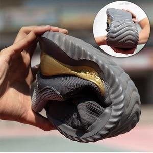 Image 3 - MWSC zapatos de trabajo de seguridad para hombre, botas de trabajo con punta de acero antigolpes, indestructibles, zapatillas de seguridad