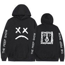 Lil Peep Hoodie Frauen Mann Hoodie Sweatshirt Sportswear Übergroßen Hoodie 2019 Fans Sweatshirt 4XL Off White Waren Mantel