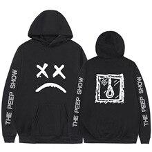 Lil Peep Hoodie Women Man Hoodie Sweatshirt Sportswear Oversized Hoodie 2019 Fans Sweatshirt 4XL Merchandise Overcoat
