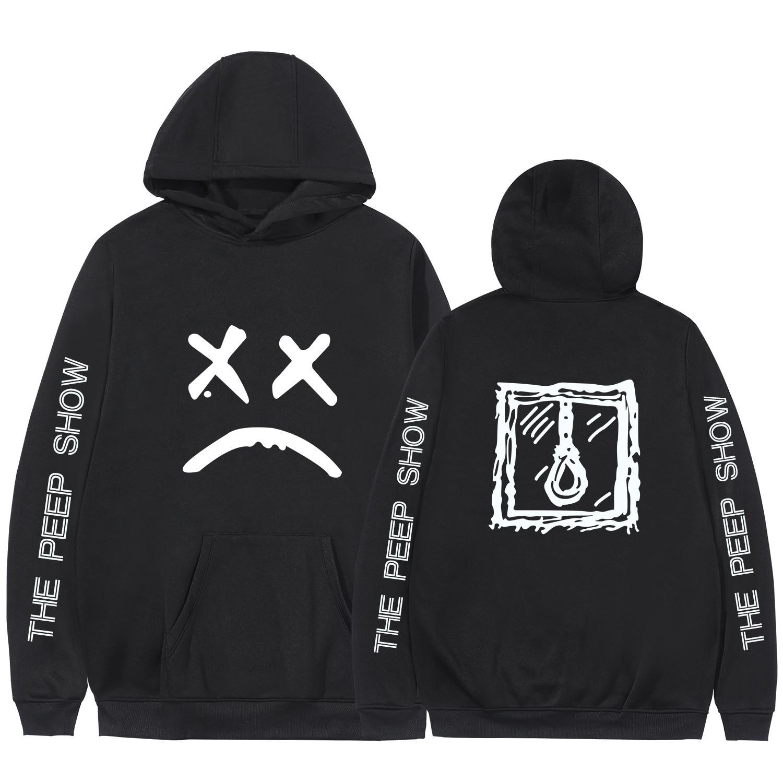Lil Peep Hoodie Women Man Hoodie Sweatshirt Sportswear Oversized Hoodie 2019 Fans Sweatshirt 4XL Off White Merchandise Overcoat