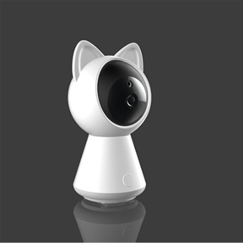 DiscountÈRemotely-Monitoring WIFI 360-Degree Ai-Camera Cctv-Cam Angle Night-Vison Motion-Detect┘