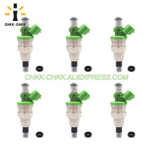 CHKK-CHKK 195500-1980 84212178 fuel injector for MAZDA&TOYOTA MPV / COROLLA 3.0L 1.6L