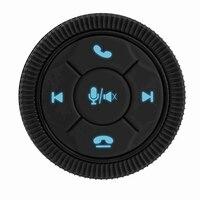 Auto Lenkrad Controller Wireless Controller Tasten Wireless Intelligente Steuerung Auto Bluetooth Adapter 7 Schlüssel