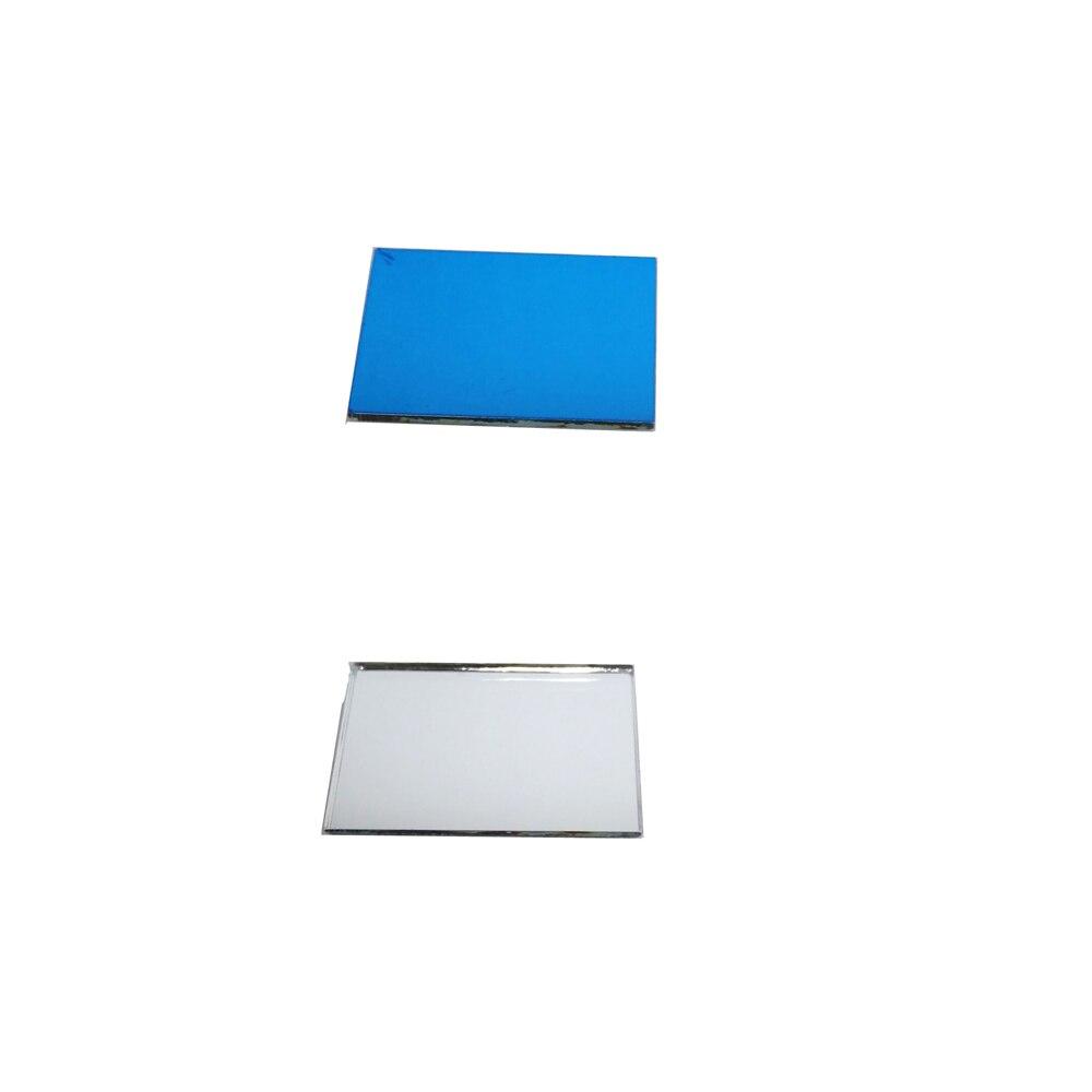 RGB Red Green Blue Mirror 40X26x2mm Dielectric Film High Reflective Lens