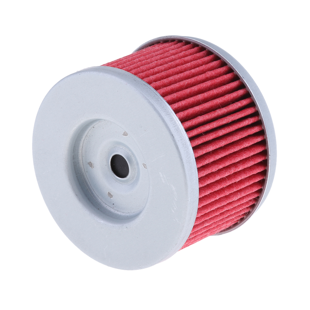 Oil Filter for Honda VT125 C,C2 Shadow 99-08 XL125 V Varadero 01-11 TRX250 Honda TRX300 EX 1993-2002 image