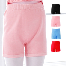 Girls Dance Shorts Ballet Jogging Thick Velvet Trousers Winter Kids Clothing Children Panties