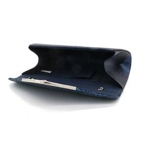 Image 4 - Senhoras sacos de embreagem azul carteira festa saco banquete envelope sacos elegante festa à noite cruz corpo saco preto