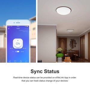 Image 5 - Itead SONOFF POW R2 15A 3500W Wifi 스위치 컨트롤러 Smart Home 용 실시간 전력 소비 모니터 측정 e WeLink