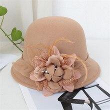 Элегантный женский модный берет во французском стиле, шапка для художника, винтажные теплые вечерние шапки, шапка для диких рыбаков, британская шапка с перьями и цветами