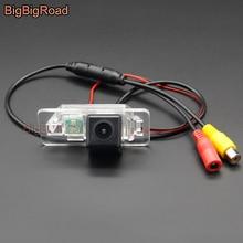 BigBigRoad For BMW E93 3 5 Series 326 327 328 330 335 528 530 533 535 E53 X1 Zinoro Wireless Rear View Camera HD Color Image