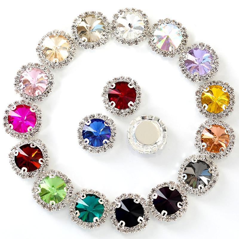 100pcs Marquise Acrylic Rhinestones Beads DIY Jewerly Wedding Accessories