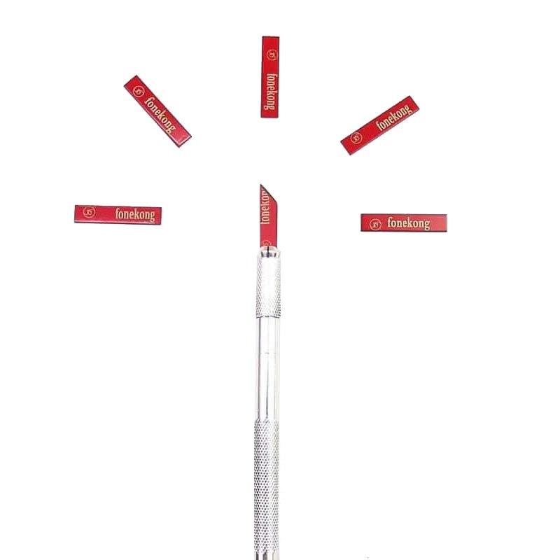 Fonekong Red Blade Cpu Blade Safey Way To Clean A10 A9 CPU Sdram