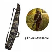 Camo tático rifle saco militar caso arma de caça escondida acessórios espingarda acolchoado carry coldre airsoft ao ar livre pacote 130cm|Coldres| |  -