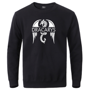 Dracarys Dragon Pullover Mens Winter Gam