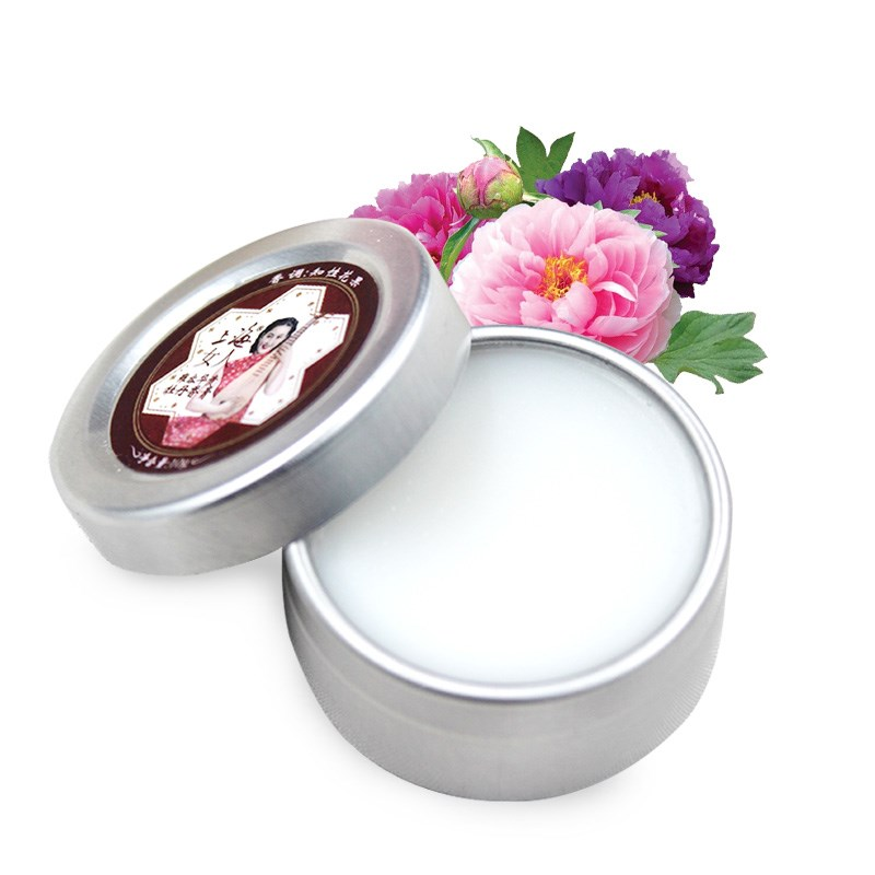 Rose Osmanthus Peony Perfume Color Fragrance Solid Perfume Ms Deodorant