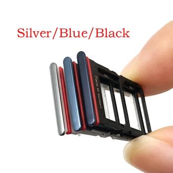 20Pcs/lot Micro Nano SIM Card Holder Tray Slot Holder Adapter Socket For Xiaomi Mi 10 Lite