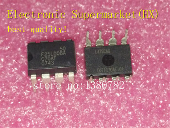 100% New original  F25L008A-50DG  F25L008A  F25L008 DIP-8 new original 200pcs qrd1114 dip 4