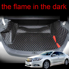 lsrtw2017 for chevrolet malibu leather car trunk mat cargo liner 2012 2013 2014 2015 2016 Holden custom fit pu leather car trunk mat cargo mat for chevrolet trax holden trax chevrolet tracker 2014 2015 2016 2017 cargo liner