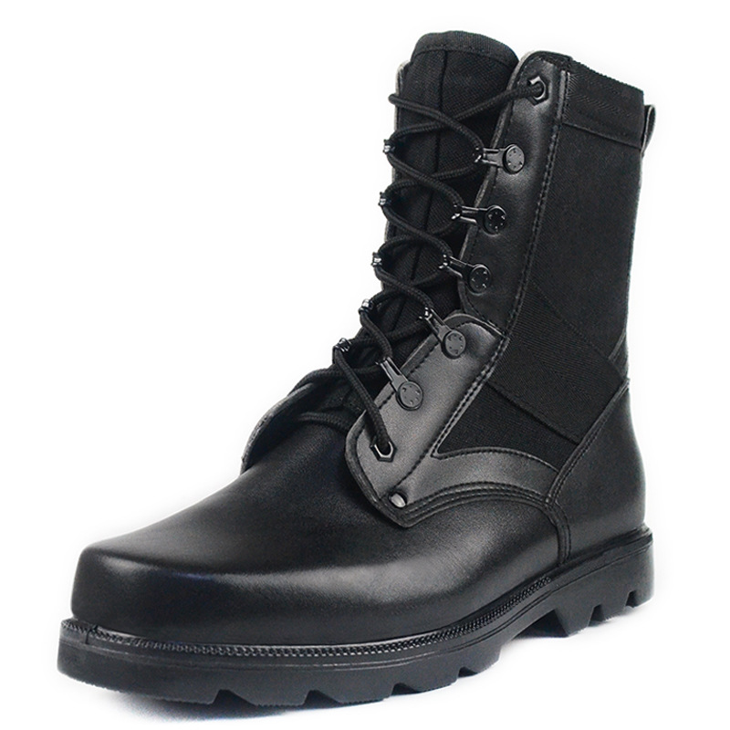 Manufacturers Direct Supply Summer 07 Combat Boots Men's Security Staff Boots Ultra-Light Combat Boots Special Forces Jun Xun Xi