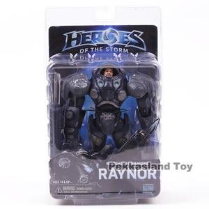 Image 5 - NECA 폭풍의 영웅 Raynor PVC 액션 피규어 소장 모델 장난감