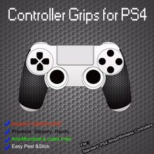 Anti-Slip Smarter Squid Hand Grip Sticker Anti-sweat Cover Grip For PS4 Slim Controller Joystick B Set(China)