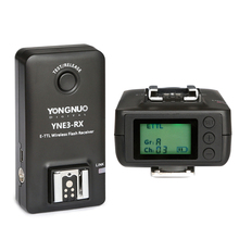 YONGNUO YNE3-RX E-TTL беспроводной флэш триггер приемник для Canon ST-E3-RT 600EX-RT YN-E3-RT передатчик YN600EX-RT Speedlite