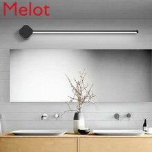 Mirror Front Light Bathroom LED Lamp Bathroom Toilet Mirror Cabinet Light Anti-Fog Dressing Mirror Light