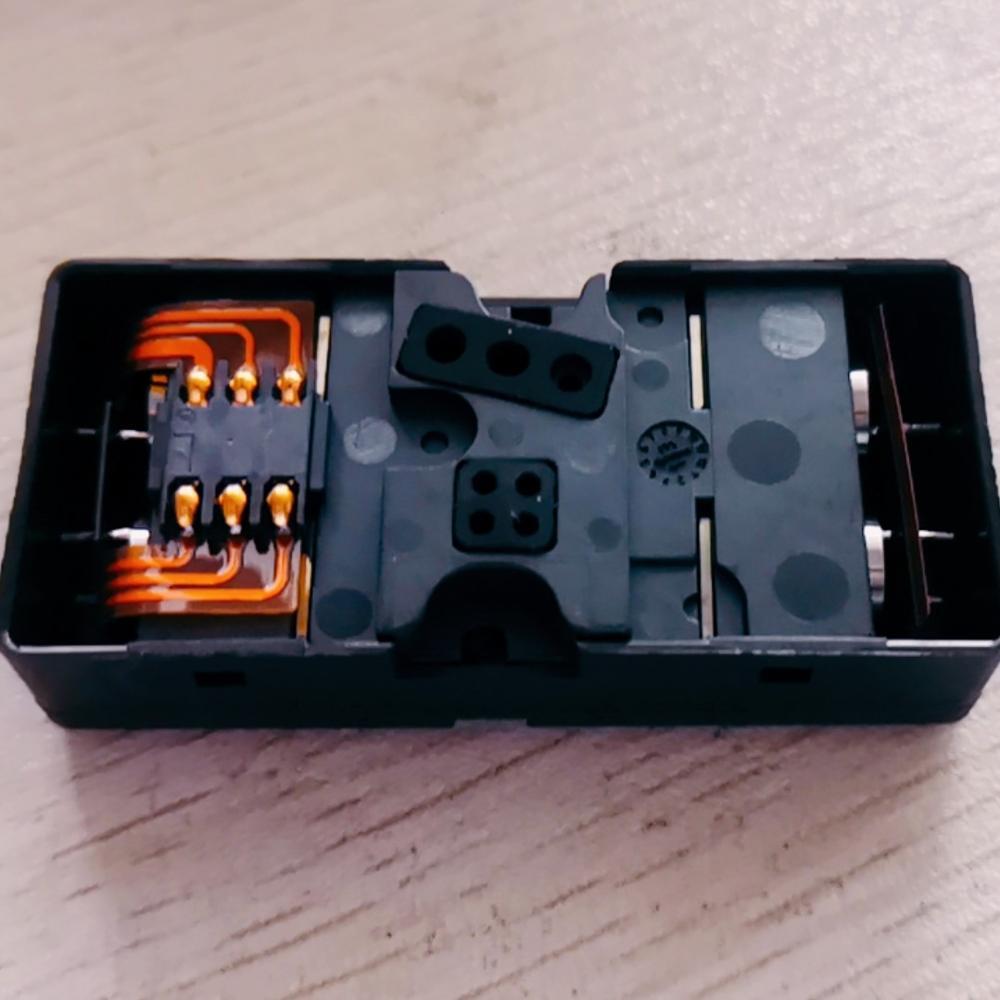 ENM46351-Bloque de 4 electroválvulas, para impresora de codificación de inyección de tinta IMAJE, 9018, 9028, 9029, 9038
