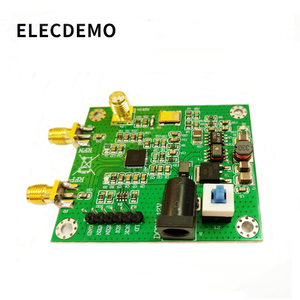 Image 2 - HMC830 Module phase locked loop PLL module 25M 3G with OLED onboard microcontroller RF signal source serial port