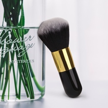 цены на 2019 New Hot Big Size Makeup Brushes Beauty Powder Face Blush Brush Professional Large Cosmetics Soft Foundation Make Up Tools  в интернет-магазинах