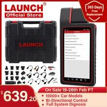 Диагностический сканер LAUNCH X431 Diagun V OBD2, прибор для полной диагностики, OBDII, pk MK808 CRP909E