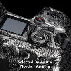 Премиум наклейка кожа для камеры Canon EOS R5 защитная пленка против царапин покрытие наклейка