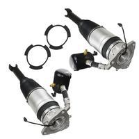 AP01 Pair Air Suspension Strut Shock Absorber Rear For Audi A8 S8 D3 4E 2002 2003 2004 2005 2006 2007 2008 2009 2010